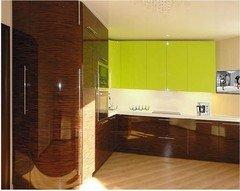 Мебель, декор ПРЕМЬЕРА Мебель для кухни комбинированная эмаль + шпон