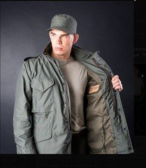 Верхняя одежда мужская М-65 Куртка М-65