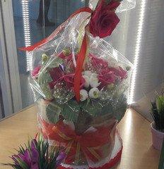 Магазины подарков ШАНТЕЛЬ Букет с конфетами