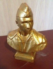 Fabrika Masterov Бюст Путин В.В
