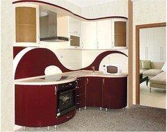 Мебель, декор ПРЕМЬЕРА Кухня «Морозная вишня»