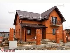 Продажа жилой недвижимости Новосёл Коттедж, с. Курганово, Солнечный, 5