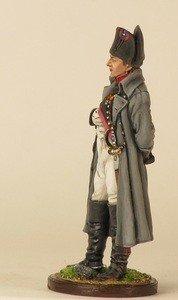 Fabrika Masterov Наполеон Бонапарт. Оловянная миниатюра. Роспись. 54 мм - фото 4