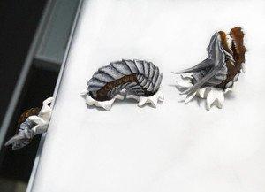 "Fabrika Masterov Магнит ""Змей"" - фото 1"