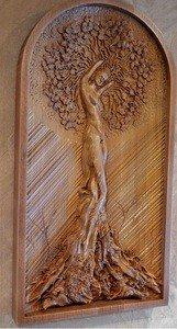Fabrika Masterov Девушка-дерево - фото 2