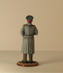 Fabrika Masterov Иосиф Сталин. Оловянная миниатюра в росписи. 54 мм - фото 2