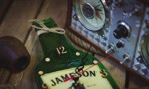 "Fabrika Masterov Бутылка-часы ""Виски"" - фото 4"