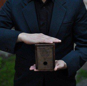 Fabrika Masterov Масло для бороды в керамической амфоре и в деревянной - фото 4