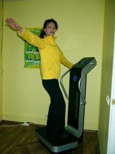 Wellness-центр Женские спортивно-оздоровительные клубы Виброплатформа - фото 3