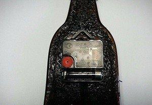 """Fabrika Masterov Бутылка - часы """"Мерлин"""" - фото 4"""
