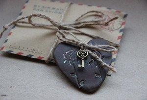 Fabrika Masterov Сердце Послание в конверте - фото 1