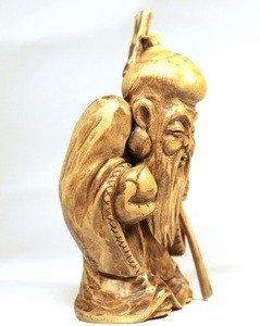 Fabrika Masterov Китайский бог счастья, долголетия и здоровья Шоу-Син - фото 3