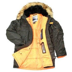 М-65 Куртка Аляска Denali Nord Storm - фото 2
