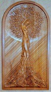 Fabrika Masterov Девушка-дерево - фото 1