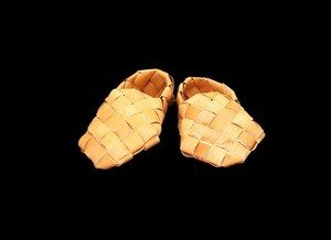 Fabrika Masterov Лапти из бересты. Обувь из бересты - фото 4