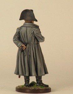 Fabrika Masterov Наполеон Бонапарт. Оловянная миниатюра. Роспись. 54 мм - фото 5