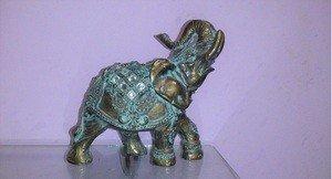 Fabrika Masterov Слон талисман подарок - фото 1