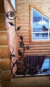 Fabrika Masterov Ограждение для балкона кованое - фото 2