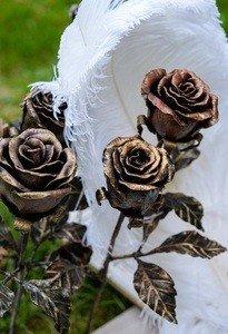 Fabrika Masterov Кованая роза - фото 1