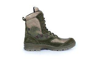 """М-65 Ботинки с высоким берцем """"Рысь"""" 2801 - фото 3"""