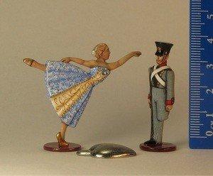 "Fabrika Masterov ""Стойкий оловянный солдатик"". Оловянная миниатюра 40 мм - фото 4"