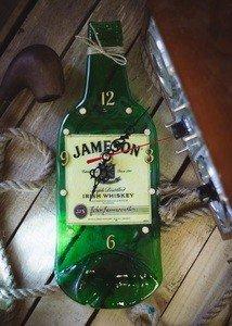 "Fabrika Masterov Бутылка-часы ""Виски"" - фото 1"