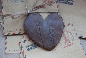 Fabrika Masterov Сердце Послание в конверте - фото 2