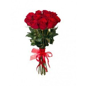 Магазин цветов Цветы на Бульваре Роза 50-60 см - фото 1
