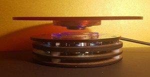 Fabrika Masterov Демонстрационный подиум-подставка с магнитной левитацией - фото 6