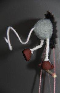 Fabrika Masterov Мышки - воришки В БОТИНКАХ))) магнит на холодильник - фото 2