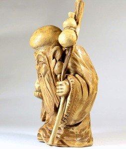 Fabrika Masterov Китайский бог счастья, долголетия и здоровья Шоу-Син - фото 5