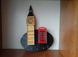 Fabrika Masterov Ключница Лондон - фото 1