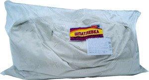 СТРОЙТЕ С НАМИ Шпатлевка масляно-клеевая, 10 кг - фото 1