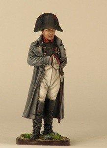 Fabrika Masterov Наполеон Бонапарт. Оловянная миниатюра. Роспись. 54 мм - фото 6