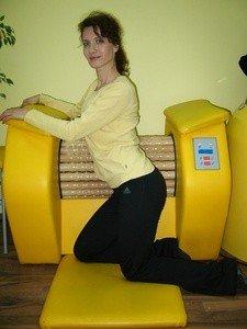 Wellness-центр Женские спортивно-оздоровительные клубы Роликовый массажёр - фото 2