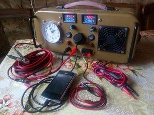Fabrika Masterov Блок питания + зарядное устройство акб автомобилей - фото 3