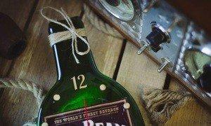 "Fabrika Masterov Бутылка-часы ""Виски Блек"" - фото 3"