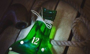 "Fabrika Masterov Бутылка-часы ""Виски"" - фото 5"