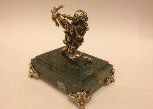 """Fabrika Masterov Скульптура из бронзы """"ZODIAC-SAGITTARIUS"""" - фото 1"""