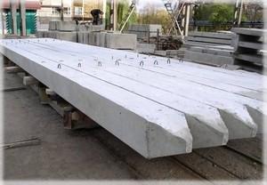 Строительный магазин ЖБИ изделия Сваи с острым концом - фото 1