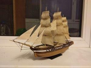 Fabrika Masterov Корабль фрегат Паллада - фото 1