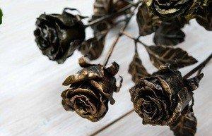 Fabrika Masterov Кованая роза - фото 4