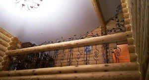 Fabrika Masterov Ограждение для балкона кованое - фото 1