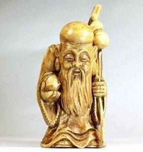 Fabrika Masterov Китайский бог счастья, долголетия и здоровья Шоу-Син - фото 1