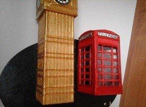 Fabrika Masterov Ключница Лондон - фото 3