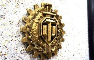 Fabrika Masterov Настенный знак World of Tanks - фото 1