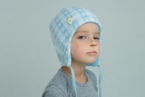 Jumbi Зимняя шапка с завязками - фото 1