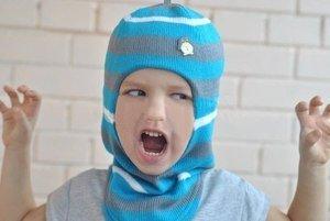 Jumbi Зимняя шапка - шлем - фото 4