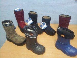 Рыбачок Детские сапожки (сертифицированная обувь) - фото 4