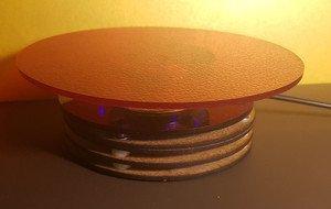 Fabrika Masterov Демонстрационный подиум-подставка с магнитной левитацией - фото 5